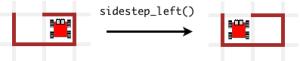 sidestep_left()