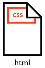 css internal style sheet